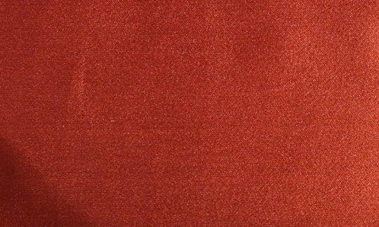 cravatta terracotta - tinta unita, disegno 210027