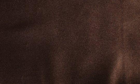 plastron marrone - tinta unita, disegno 210029