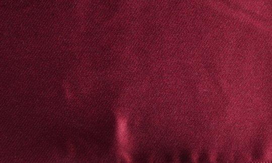 fazzoletto da taschino rosso bordeaux - tinta unita, disegno 210049