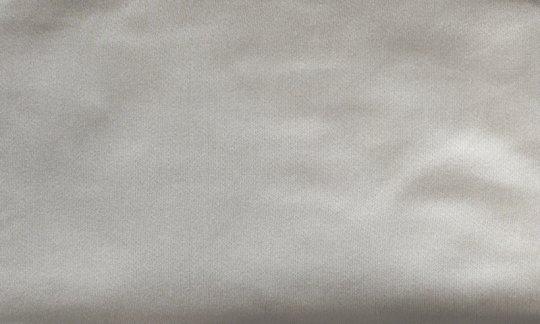 fazzoletto da taschino grigio argento - tinta unita, disegno 210053