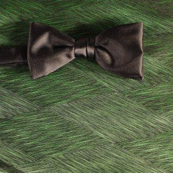 farfalla-papillon verde, nero - fantasia, disegno 200028