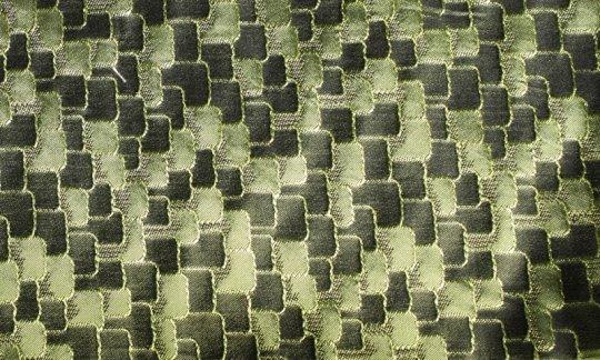 fascia da smoking verde - tonalità simili, disegno 200035