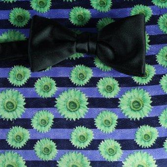 farfalla-papillon verde, azzurro - motivi, disegno 200042