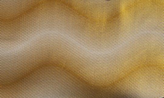plastron giallo, bianco - fantasia, disegno 200046