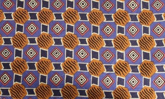 fazzoletto da taschino viola, bianco, marrone - fantasia, disegno 200053