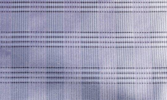 fascia da smoking argento, azzurro, viola - righe, disegno 200209