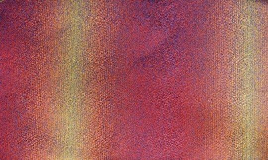 fazzoletto da taschino rosso, giallo, azzurro, arancione - fantasia, disegno 200218