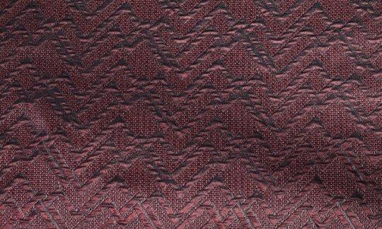 fascia da smoking rosso vino - tonalità simili, disegno 200245