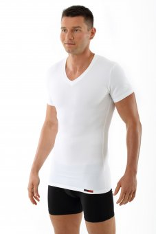 Shape maglietta intima modellante bianca S