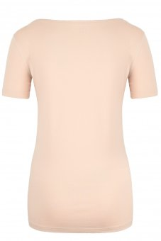f906a3d8762752 Maglietta intima invisibile da donna maniche corte cotone | ALBERT KREUZ